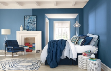 SW blue-bedroom-omaha-painters